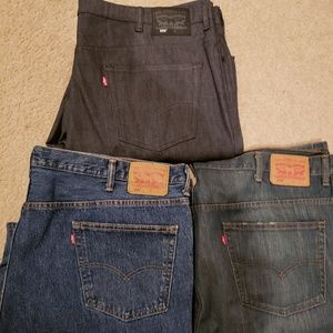 Levi's Jeans - Levi's Jean's 48x32 big and tall